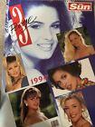 The Sun Page 3 Girls Calendar 1994 Jo Guest Sarah Jaffer Kathy Lloyd