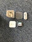 Apple iPod Nano 6th Generation Silver Boxed (8GB) + Apple USB Cable Bundle