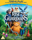 Rise of the Guardians Blu-ray (2013) Peter Ramsey cert PG 2 discs Amazing Value