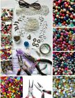Fab Starter Jewellery Making Kit - Tools, Glass Beads, Findings + Instructions