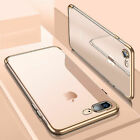 Case for iPhone 5 8 7 Plus X XR XS MAX ShockProof Soft TPU Silicone Phone Cover