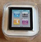 Apple iPod nano 6th Generation SILVER (8GB) Serial No: DCYFF9DKDCMN