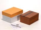 Double Box yosegi zaiku Wooden Karakuri Puzzle box creation study group