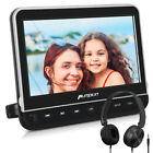 "10.1"" HD Portable DVD Player Car Headrest Monitor Screen USB/SD HDMI + Headphone"