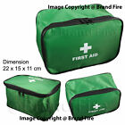 First Aid Carry Kit Bag - Case Box Pouch - Medical Emergency Survival Empty NEW