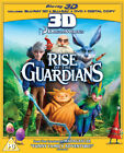 Rise of the Guardians Blu-ray (2013) Peter Ramsey cert PG 3 discs Amazing Value