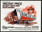 WITCHFINDER GENERAL SUPER 8 COLOUR SOUND 400FT 8MM FILM CINE 2 DIGESTS
