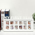 My First Year Photo Picture Frame Baby Birthday Gift Anniversary Gifts