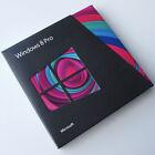 Microsoft Windows 8 Pro, UK Retail Upgrade box, 32 and 64 bit DVD s