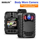 Original BOBLOV Body Worn Camera Full HD 1296P Night Vision For Daily Protection