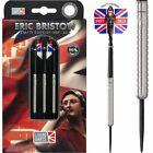 Legend Darts Eric Bristow 90% Steel Tip Tungsten Ring Grip Darts Set