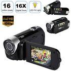 1080P Digital Video Camera Full HD 32GB 16x Zoom Camcorder DV Camera Portable UK