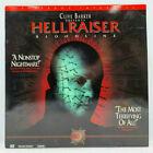 VERY GOOD HELLRAISER BLOODLINE Laser Disc Letterbox Video RARE HORROR LaserDisc