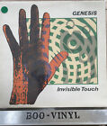 Genesis - Invisible Touch - 1986 vinyl LPRecord EX / NM NICE COPY