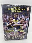Rugby League DVD | Challenge Cup Final - 2014 | Leeds Rhinos | New / Sealed