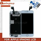 For iPhone 6s Retina Screen Replacement LCD Touch Digitizer Front Camera White