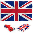 5ft x 3ft Union Jack Great Britain Flag United Kingdom UK VE Day Double Stitched