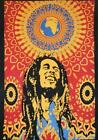 Bob Marley Tapestry Poster Beautiful Bohemian Room Dorm Decor Wall Hanging