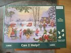 HOP 1000 PIECE JIGSAW CAN I HELP HOUSE OF PUZZLES NEW SEALED