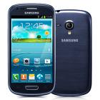 Samsung Galaxy S3 Mini GT-I8190 8GB Unlocked Black White Blue Red - Very Good