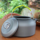 Camping Kettle Outdoor Coffee Pot Teapot Water Pot for Hiking Picnic Cooking