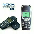 NOKIA 3310 BLUE (UNLOCKED) MOBILE PHONE - WITH Warranty - Free Delivery