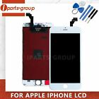 For iPhone 6 Plus LCD White Replacement Screen Digitizer Touch Frame Assembly