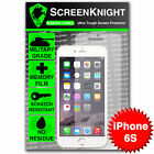 """ScreenKnight Apple iPhone 6S / 4.7"""" FRONT SCREEN PROTECTOR invisible shield"""