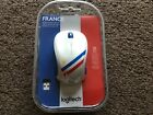 Logitech M238 USB Optical Wireless Mouse - Fan Collection French Flag 910-005404