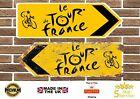 Tour de France Cycling Metal Road Sign Vintage Retro Garage Sign Man Cave