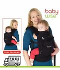 BABY WISE BABY CARRIER BACKPACK (NEW) ERGONOMIC STRONG BREATHABLE ADJUSTABLE