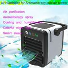 New Air Conditioning Unit Fan Low Noise Home Cooler Cold Water Cooling System UK