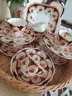Beautiful Vintage Tea Sets, Tea Pots, Trios, Cake Plates ...Vintage Melba Imari