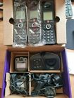 BT Advanced Cordless Home Phones. Trio handset pack, one has coloured screen