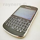 """(Handset Only Minor Issue) BlackBerry Bold 9900 QWERTY Black Sim Free 2.8"""""""