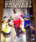 Rugby League s Greatest Ever Tries  DVD  2010