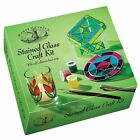 House Of Crafts Stained Glass Craft Kit With Paint Lead Strip Trinket Box HC530