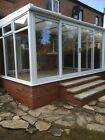 Conservatory - Made To Measure 3500 x 3000  Lean-to - White upvc **WINTER SALE**