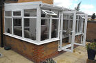 Conservatory - Made To Measure 2.7m x 2.5m Lean-to - White upvc