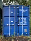 20ft high cube shipping container No Vat