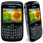 BlackBerry Curve 8520 256MB Black Unlocked SIM FREE Smartphone Mobile Good