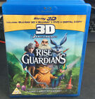 Rise Of The Guardians 3D Blu Ray