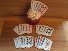 25 EDIBLE PLAYING CARDS POKER CASINO CUPCAKE CAKE TOPPER DECORATIONS PRECUT