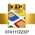 UNIQUE EXCLUSIVE GOLD VIP MOBILE PHONE NUMBER SIM CARD BUSINESS PLATINUM SPECIAL