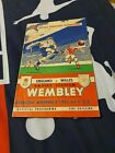 England v Wales (Home International @ Wembley) 1952