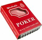 PROFESSIONAL PLASTIC PLAYING CARDS WASHABLE WATERPROOF