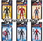 "Marvel Legends Figures International *SALE PRICE* Avengers Spiderman 6"" Hasbro"