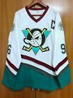 The Mighty Ducks Movie Jersey#99 Charlie Conway #96 Ice Hockey Jersey S-3XL