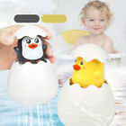 Kids Baby Bath Toys Sprinkler Egg Swimming Fun Toy Ctue Duck Penguin Shower Tub