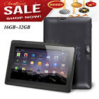 "XGODY 7"" inch Android Quad-core 8.1 / 9.0 16GB Tablet PC Dual Cam Bluetooth WiFi"